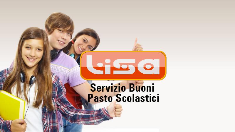 Lisa - Servizio Buoni Pasto Scolastici